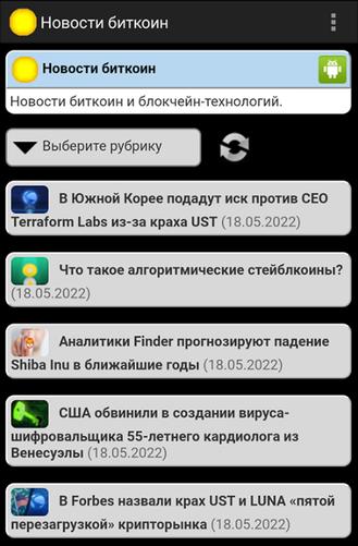 Новости биткоин Pro